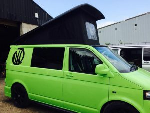 VW Camper conversion Suffolk