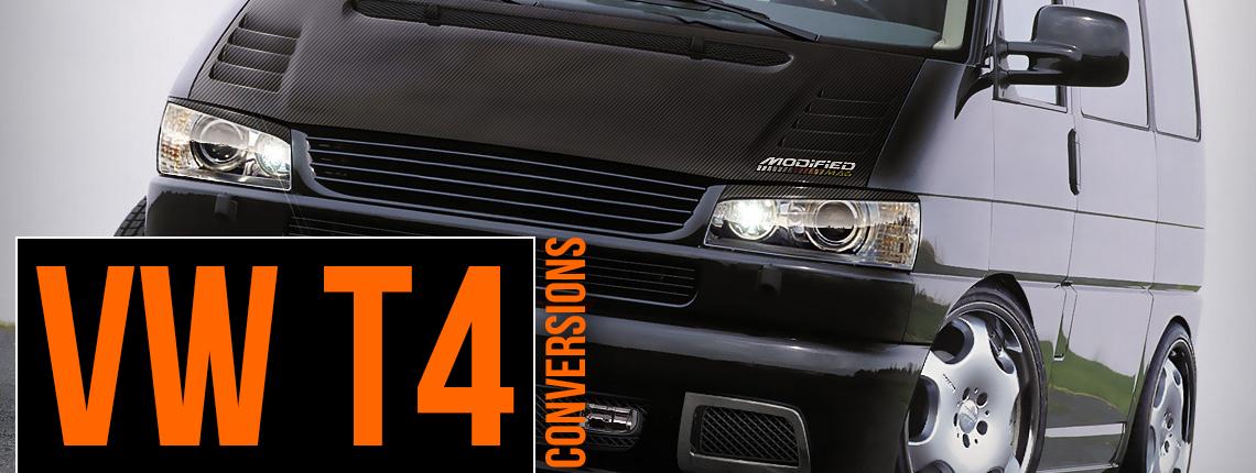 VW T4 Conversions